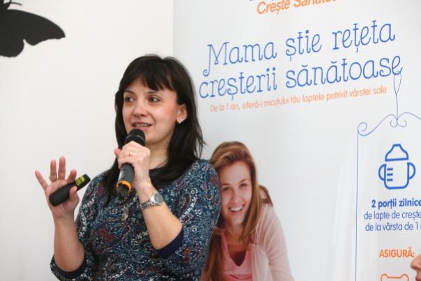 Dr Mihaela Oros